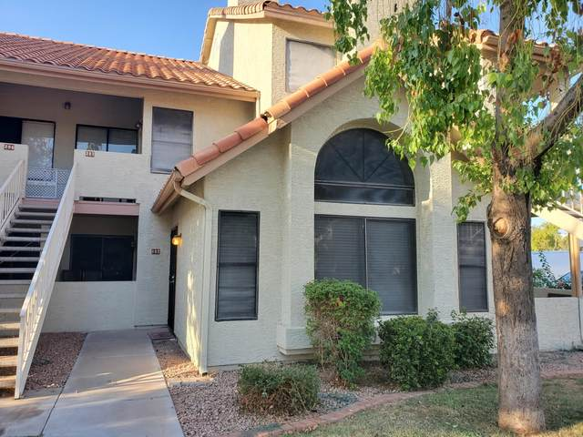 19820 N 13TH Avenue #187, Phoenix, AZ 85027 (#6137633) :: Luxury Group - Realty Executives Arizona Properties
