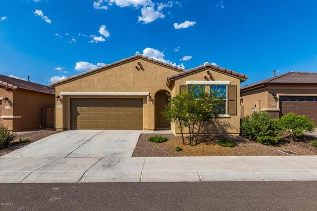 12220 W Hide Trail, Peoria, AZ 85383 (MLS #6137635) :: Brett Tanner Home Selling Team