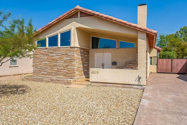 4209 N 11TH Street, Phoenix, AZ 85014 (MLS #6137637) :: My Home Group
