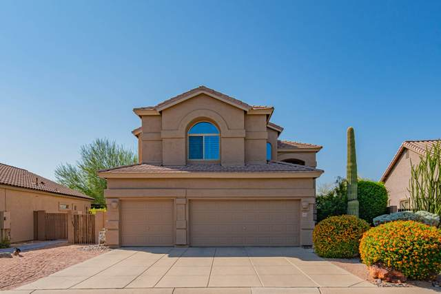 3454 N Barron, Mesa, AZ 85207 (MLS #6137641) :: The Results Group