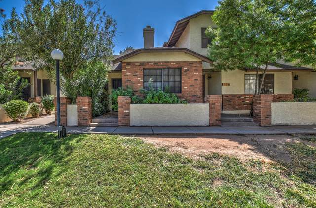 170 E Guadalupe Road #117, Gilbert, AZ 85234 (MLS #6137642) :: Service First Realty