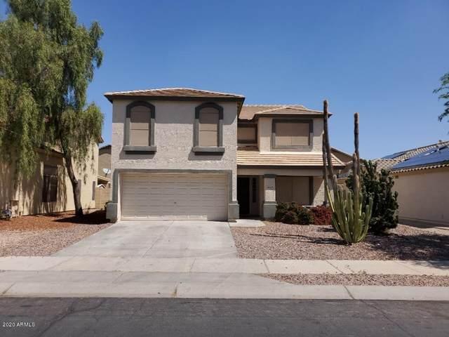 16658 W Melvin Street, Goodyear, AZ 85338 (MLS #6137657) :: Klaus Team Real Estate Solutions