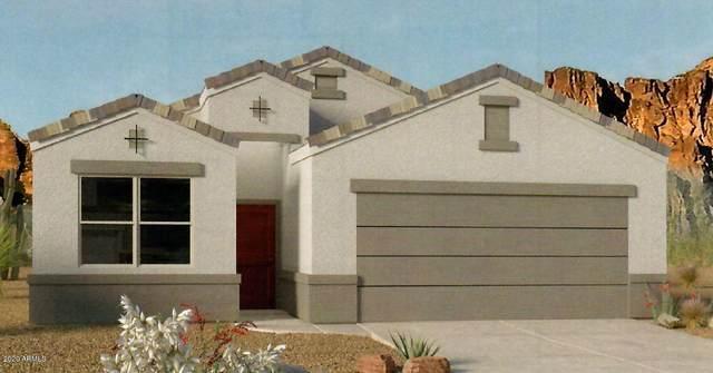 35916 W Madrid Avenue, Maricopa, AZ 85138 (MLS #6137660) :: Klaus Team Real Estate Solutions