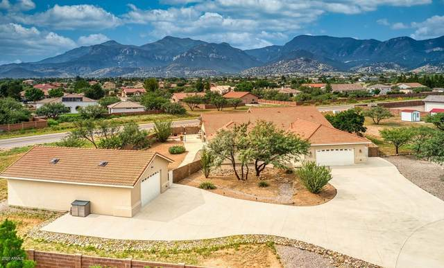 4061 S Chickasaw Court, Sierra Vista, AZ 85650 (MLS #6137666) :: D & R Realty LLC