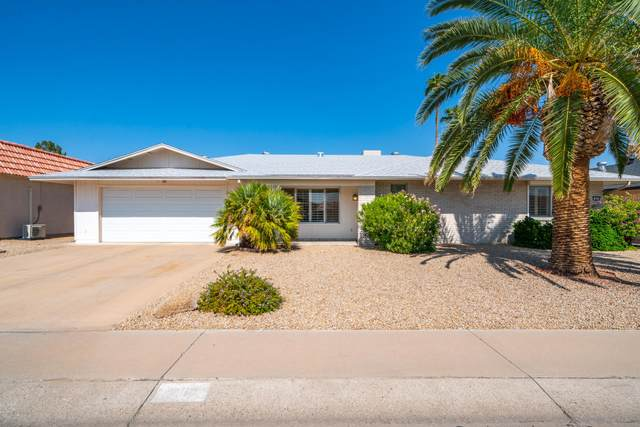 9518 W Lindgren Avenue, Sun City, AZ 85373 (MLS #6137668) :: Scott Gaertner Group