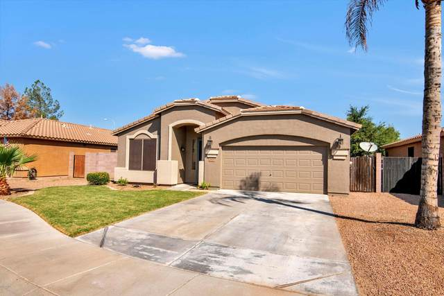 2034 E Cherry Hills Place, Chandler, AZ 85249 (MLS #6137674) :: The Results Group