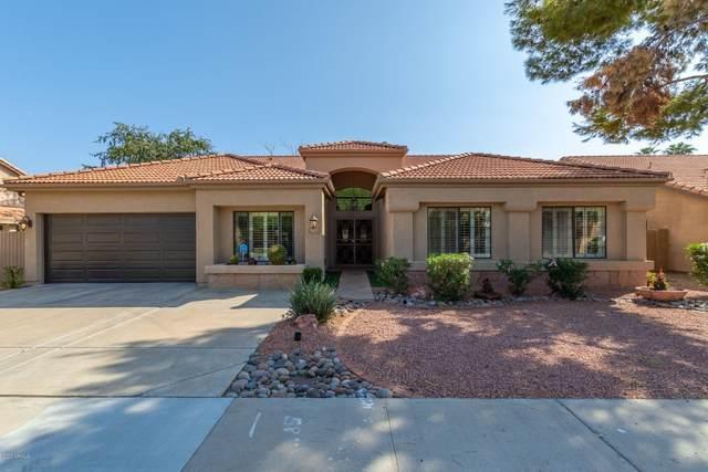 5827 E Aire Libre Avenue, Scottsdale, AZ 85254 (MLS #6137681) :: Keller Williams Realty Phoenix