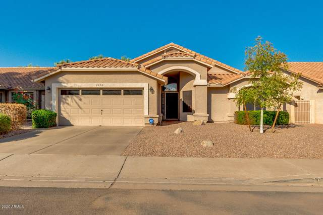 2430 E Taxidea Way, Phoenix, AZ 85048 (MLS #6137691) :: The Daniel Montez Real Estate Group