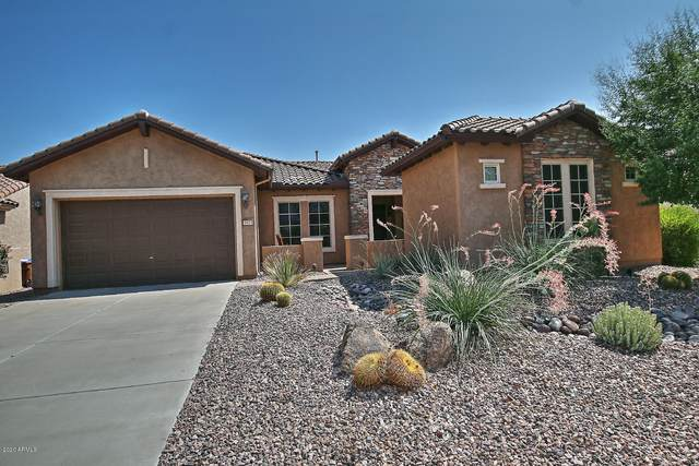 3911 N Monument Drive, Florence, AZ 85132 (MLS #6137744) :: The Bill and Cindy Flowers Team