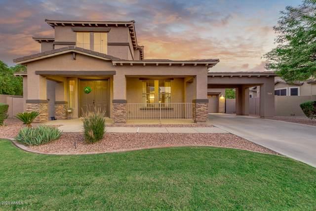 3311 E Anika Drive, Gilbert, AZ 85298 (MLS #6137768) :: Devor Real Estate Associates