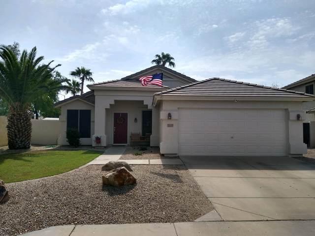 8649 E Milagro Avenue, Mesa, AZ 85209 (MLS #6137775) :: Brett Tanner Home Selling Team