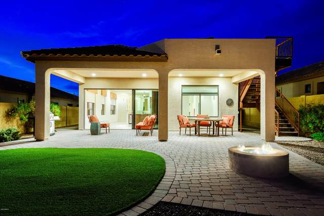 8739 E Jaeger Street, Mesa, AZ 85207 (MLS #6137780) :: Power Realty Group Model Home Center
