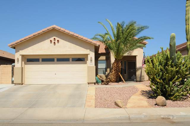 12534 W Jefferson Street, Avondale, AZ 85323 (MLS #6137789) :: The Laughton Team