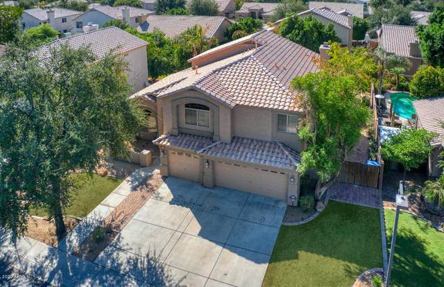 725 W Stottler Place, Gilbert, AZ 85233 (MLS #6137802) :: Dijkstra & Co.
