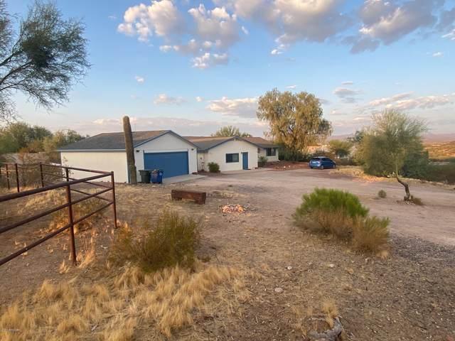 836 S Saguaro Drive, Wickenburg, AZ 85390 (MLS #6137803) :: Brett Tanner Home Selling Team