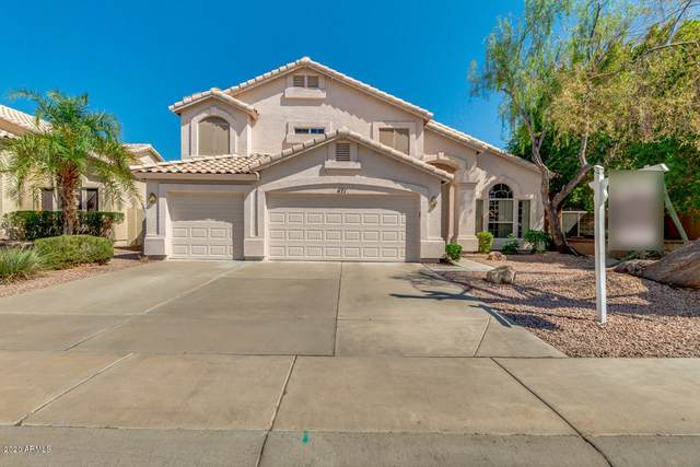 471 N Kingston Street, Gilbert, AZ 85233 (MLS #6137819) :: Homehelper Consultants