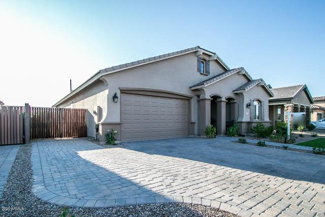 41640 W Kamala Tree Street, Queen Creek, AZ 85140 (MLS #6137827) :: Brett Tanner Home Selling Team
