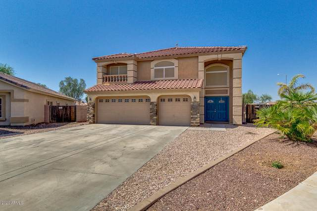 14130 N 156TH Lane, Surprise, AZ 85379 (MLS #6137833) :: The Garcia Group