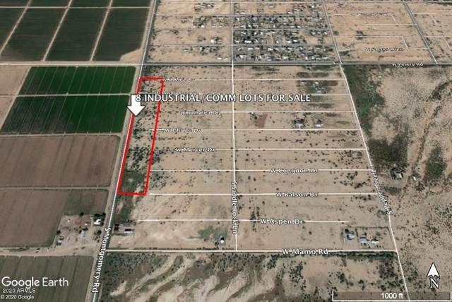 0 S Montgomery Road, Casa Grande, AZ 85193 (MLS #6137834) :: Midland Real Estate Alliance