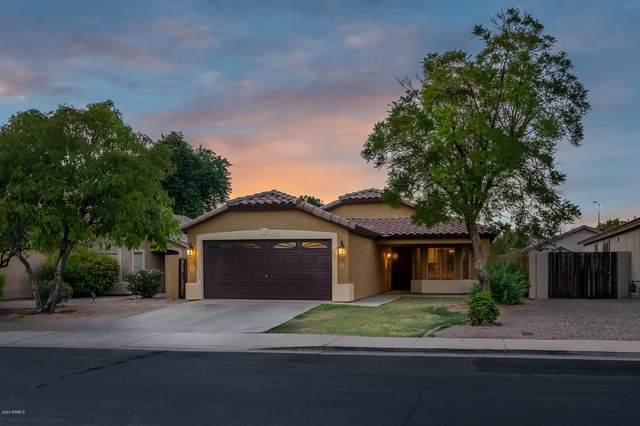 10052 E Osage Avenue, Mesa, AZ 85212 (MLS #6137835) :: Brett Tanner Home Selling Team