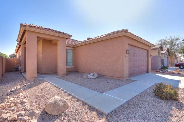 45975 W Holly Drive, Maricopa, AZ 85139 (MLS #6137837) :: Brett Tanner Home Selling Team