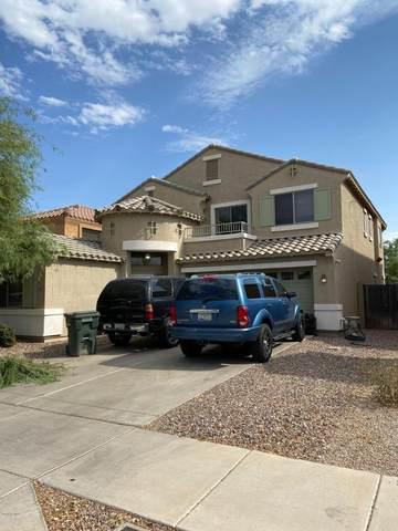 5619 W Jones Avenue, Phoenix, AZ 85043 (MLS #6137841) :: Brett Tanner Home Selling Team