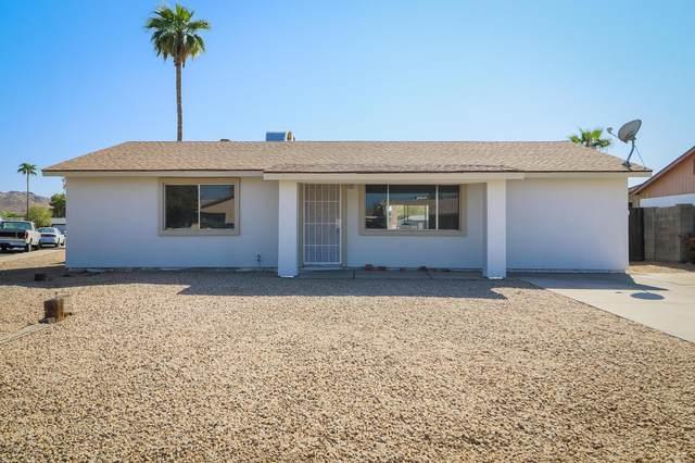 2261 E Monte Cristo Avenue, Phoenix, AZ 85022 (MLS #6137842) :: Keller Williams Realty Phoenix