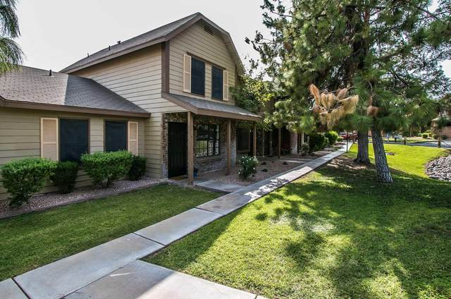 4816 E Kachina Trail #5, Phoenix, AZ 85044 (MLS #6137846) :: Brett Tanner Home Selling Team