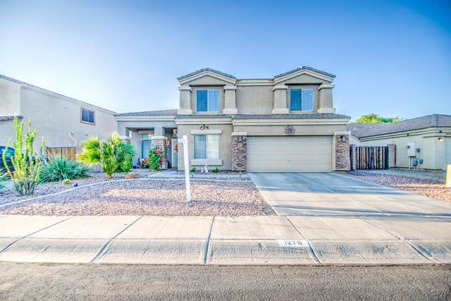 1278 W Castle Drive, Casa Grande, AZ 85122 (MLS #6137848) :: Yost Realty Group at RE/MAX Casa Grande