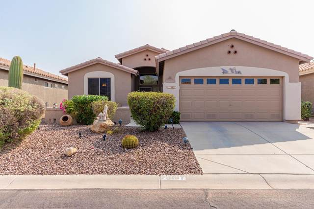 8187 E Easy Shot Lane, Gold Canyon, AZ 85118 (MLS #6137858) :: Dave Fernandez Team | HomeSmart