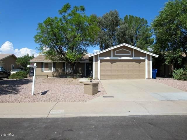 6814 E Sandra Terrace, Scottsdale, AZ 85254 (MLS #6137860) :: Homehelper Consultants
