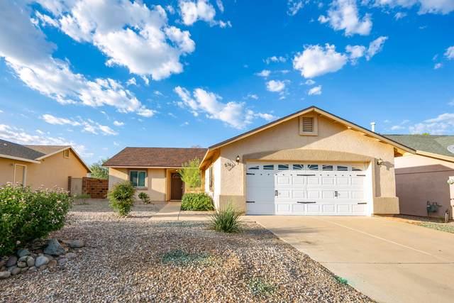 5361 Cedar Springs Drive, Sierra Vista, AZ 85635 (MLS #6137881) :: Balboa Realty