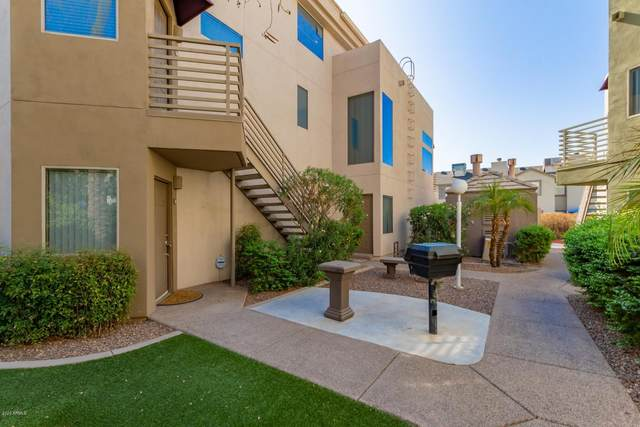 4343 N 21ST Street #237, Phoenix, AZ 85016 (MLS #6137888) :: The Laughton Team