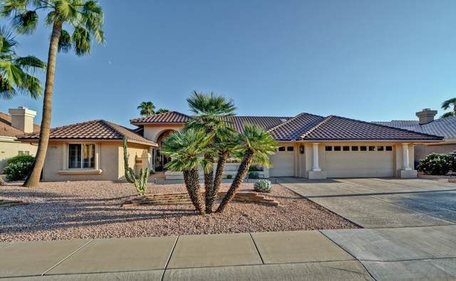 15107 W Huron Drive, Sun City West, AZ 85375 (MLS #6137890) :: Lucido Agency