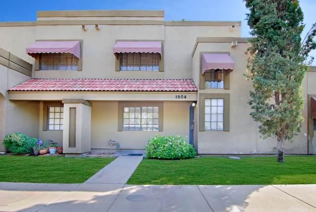 1504 W La Jolla Drive, Tempe, AZ 85282 (MLS #6137894) :: Brett Tanner Home Selling Team