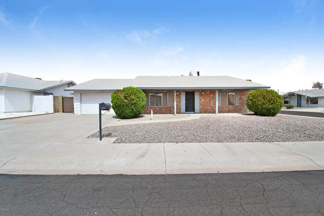 4842 E Apache Circle, Phoenix, AZ 85044 (MLS #6137929) :: The Daniel Montez Real Estate Group