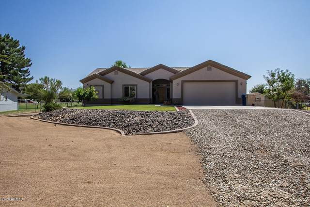13037 W Hidalgo Avenue, Avondale, AZ 85323 (MLS #6137971) :: The Laughton Team