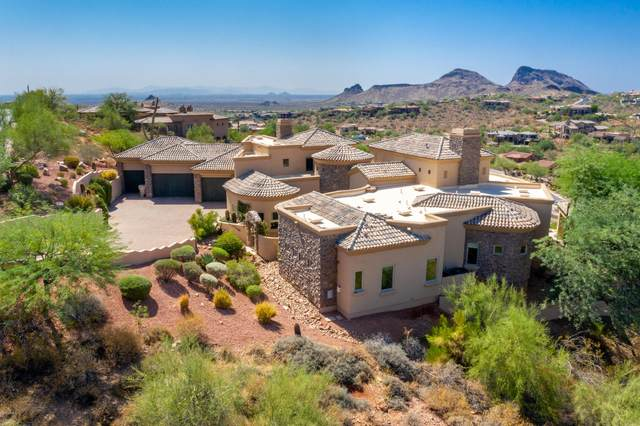 10024 N Canyon View Lane, Fountain Hills, AZ 85268 (MLS #6138007) :: Midland Real Estate Alliance