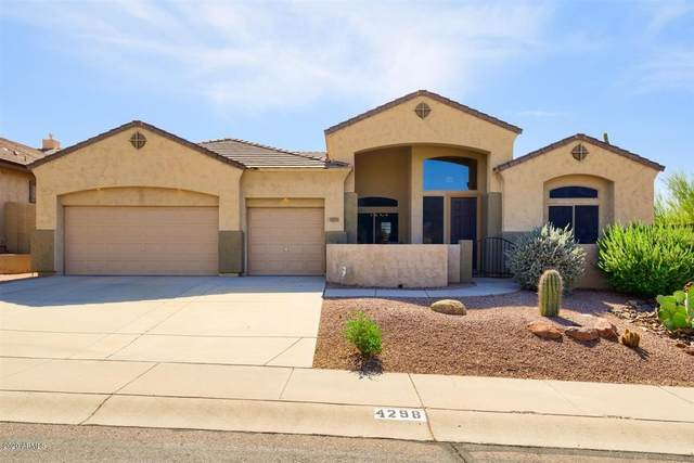 4298 S Tecoma Trail, Gold Canyon, AZ 85118 (MLS #6138012) :: Dijkstra & Co.