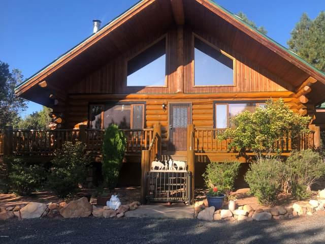 3342 Stonebridge Trail, Heber, AZ 85928 (MLS #6138027) :: The Property Partners at eXp Realty