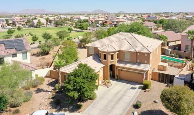 1790 N Agave Street, Casa Grande, AZ 85122 (MLS #6138036) :: Yost Realty Group at RE/MAX Casa Grande