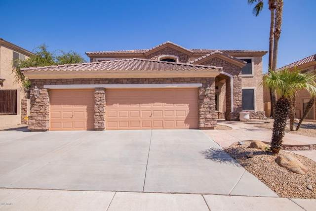 16237 S 16TH Avenue, Phoenix, AZ 85045 (MLS #6138042) :: The Daniel Montez Real Estate Group