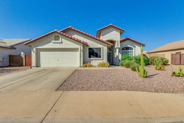 11460 E Decatur Street, Mesa, AZ 85207 (MLS #6138048) :: The Daniel Montez Real Estate Group