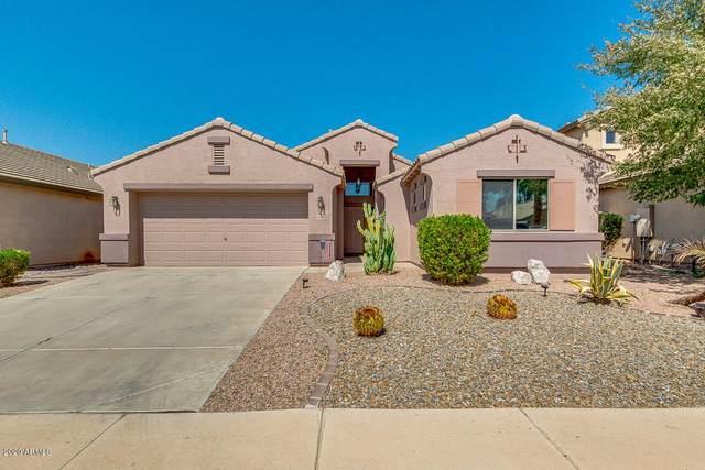 42586 W Venture Road, Maricopa, AZ 85138 (MLS #6138053) :: Klaus Team Real Estate Solutions