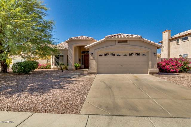 20378 N 53RD Avenue, Glendale, AZ 85308 (MLS #6138076) :: The Laughton Team