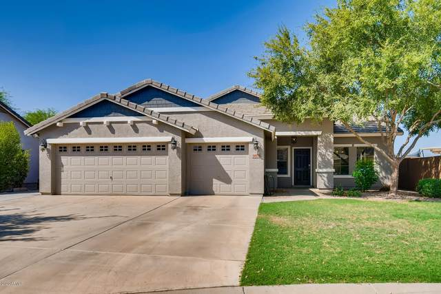 34970 N Spur Circle, Queen Creek, AZ 85142 (MLS #6138089) :: The Daniel Montez Real Estate Group