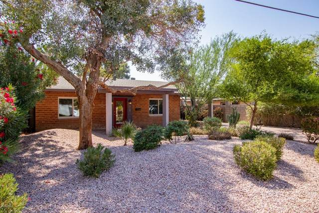 2729 E Fairmount Avenue, Phoenix, AZ 85016 (MLS #6138098) :: The Laughton Team