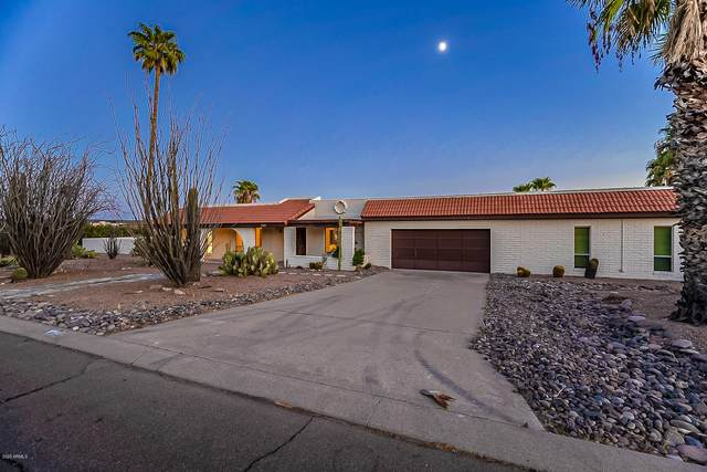 17205 E Parlin Drive, Fountain Hills, AZ 85268 (MLS #6138103) :: The J Group Real Estate | eXp Realty