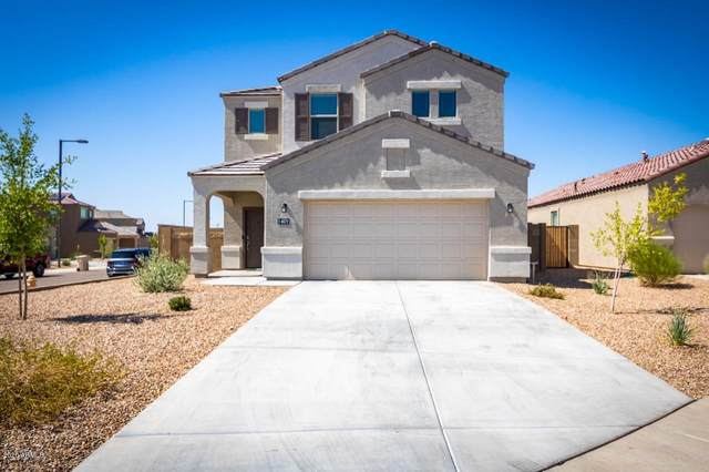 4072 N 309TH Circle, Buckeye, AZ 85396 (MLS #6138105) :: Arizona 1 Real Estate Team