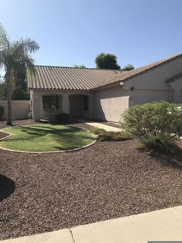 2121 S Southwind Drive, Gilbert, AZ 85295 (MLS #6138113) :: Yost Realty Group at RE/MAX Casa Grande